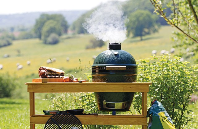 Big Green Egg Grillofen
