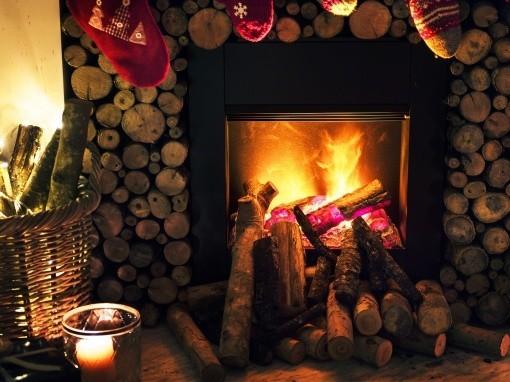 Emissionen aus Holzfeuerungen rückläufig